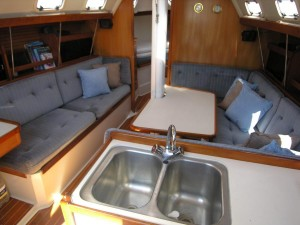 Catalina 34 Mark 1