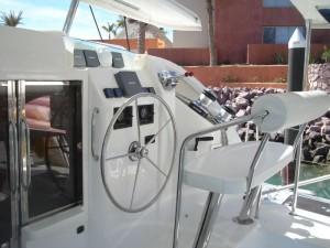 Leopard 40 Cruising Catamaran