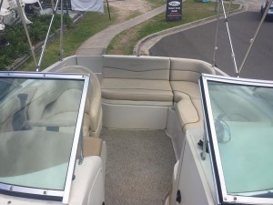 2002 Sea Ray 190 Sundeck