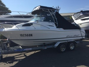 2010 Cruise Craft 575 EXP