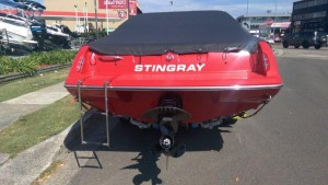 Stingray 220 SX 2001 Model