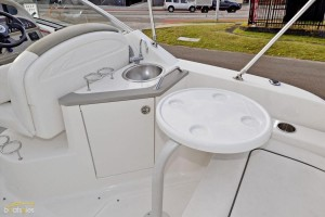 Sea Ray 240 Sundancer 2007 Model