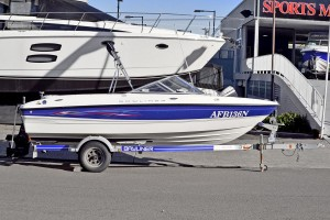 Bayliner 185 Bow Rider 2006 Model