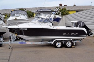 Cru ise Craft 595 Explorer 2014 Model