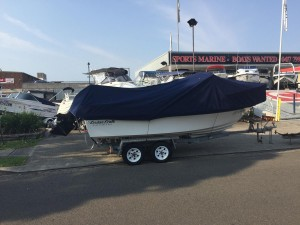 1996 Cruise Craft Reef Runner