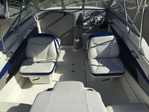 Bayliner 192 Discovery Cuddy Cabin 2008 Model