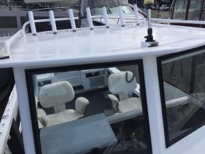 1999 MARLIN BROADBILL 660 OFFSHORE SPORT