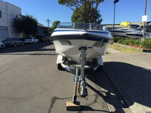 Crownline 180 Bow Rider 2006 model