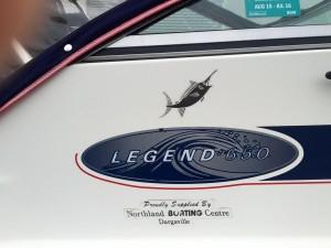 1999 Rayglass Legend 650