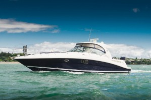 2008 Sea Ray 455 Sundancer