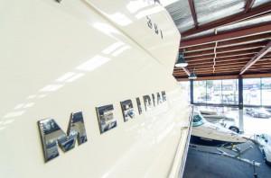 2015 Meridian 391 Sedan
