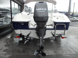 1995 Bayliner 1700 Bow Rider