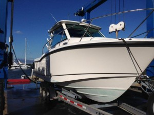 2013 Boston Whaler 285 Conquest
