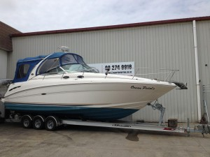 2003 Sea Ray 335 Sundancer