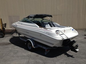 1992 Sea Ray 200 Overnighter