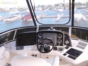 Sea Ray 44 Sedan Bridge