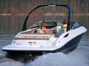 Sea Ray 230 SLX