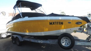 2008 Cobalt 252 Bowrider
