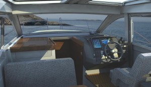 Nimbus 305 Coupe
