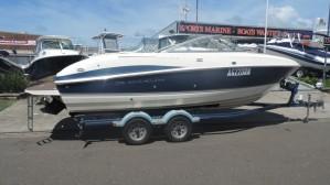 2007 Maxum 2100 SC3
