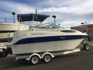 Bayliner 245 Cruiser 2006 model