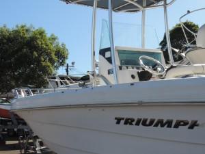 2007 Triumph 195 CC