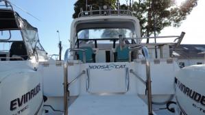2007 Noosa Cat 1850 Cuddy Cabin