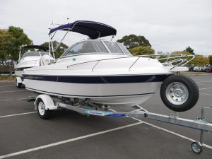 REVIVAL 525 RUNABOUT