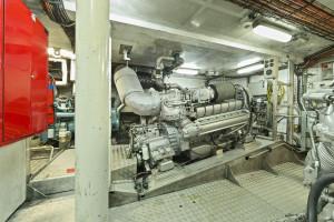 Sun Goddess 34m Aluminium Superyacht