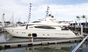 2012 Ferretti 881 RPH