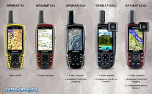 Garmin hand helds