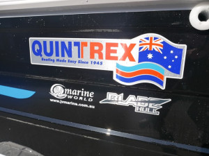 QUINTREX 490 FISHABOUT DLX - RUNABOUT (4-STROKE SUPER SPECIAL)