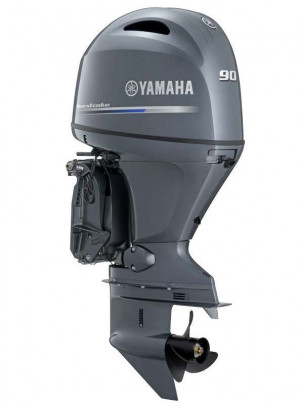 F90LB Yamaha 4 Stroke 90hp Long Shaft EFI OUTBOARD FOR SALE