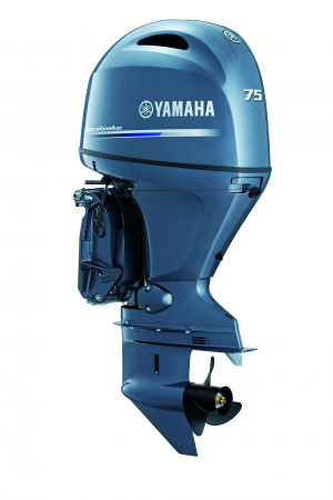 F75LB Yamaha 4 Stroke 75hp Long Shaft EFI OUTBOARD FOR SALE
