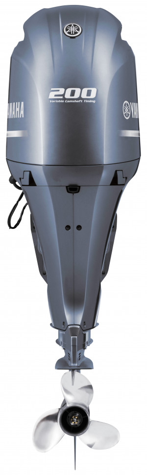 F200LB Yamaha 4 Stroke 200hp Long Shaft EFI OUTBOARD FOR SALE