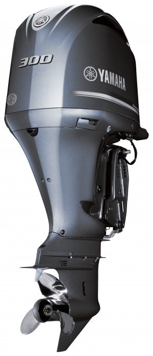 LF300XCA Yamaha 4 Stroke 300hp Ultra-Long Shaft, Couter Rotating Propeller EFI OUTBOARD FOR SALE