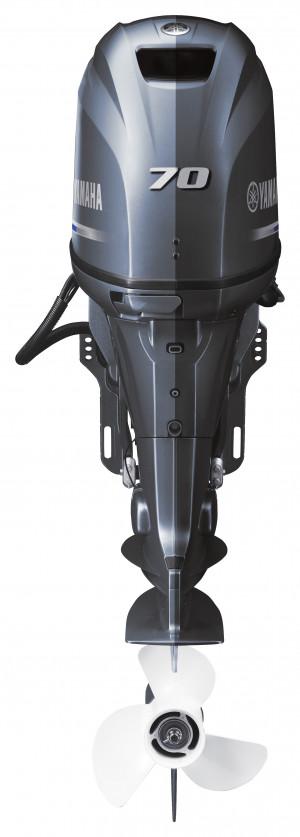 F70XA Yamaha 4 Stroke 70hp Extra-Long Shaft EFI OUTBOARD FOR SALE