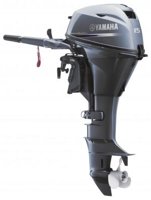 F15LMHA Yamaha 4 Stroke 15hp Long Shaft PORTABLE OUTBOARD FOR SALE