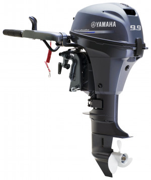 F9.9LMHB Yamaha 4 Stroke 9.9hp Long Shaft PORTABLE OUTBOARD FOR SALE