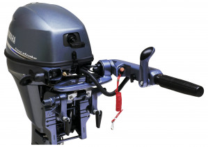 F9.9SMHB Yamaha 4 Stroke 9.9hp Short Shaft PORTABLE OUTBOARD FOR SALE