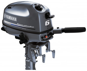 F6SMHA Yamaha 4 Stroke 6hp Short Shaft PORTABLE OUTBOARD FOR SALE
