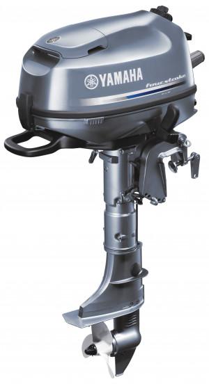F4SMHA Yamaha 4 Stroke 4hp Short Shaft PORTABLE OUTBOARD FOR SALE