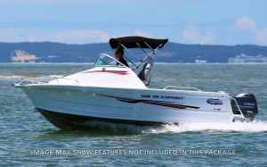 QUINTREX 520 SEA SPIRIT  F 90 HP Pack 3