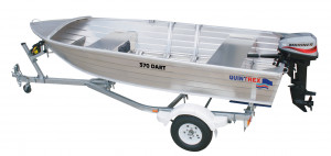 QUINTREX 370 DART HULL ONLY