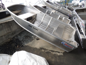 QUINTREX 350 DART HULL ONLY