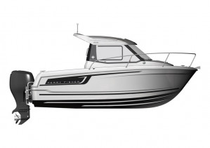2018 Jeanneau Merry Fisher 605