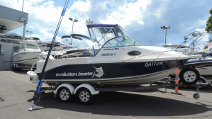 2008 Evolution 550 Platinum