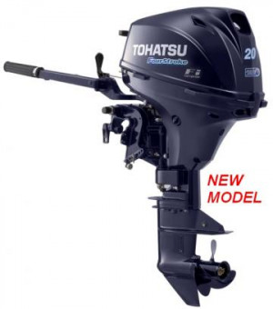 Tohatsu 4 Stroke MFS20E (FUEL INJECTED)
