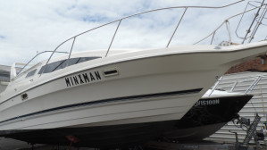 1998 Bayliner 2855 Sports Cruiser