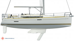 Jeanneau Sun Odyssey 389